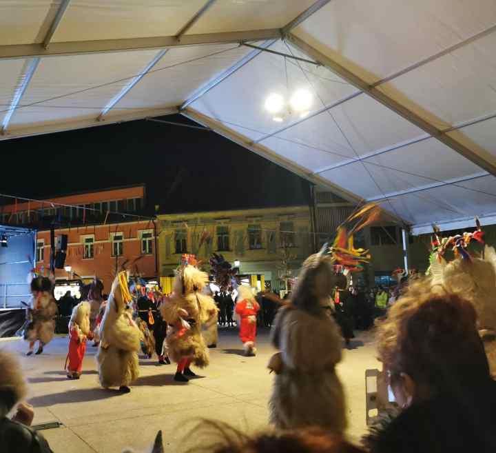 Kurentovanje: Pust (Carnival) in Ptuj