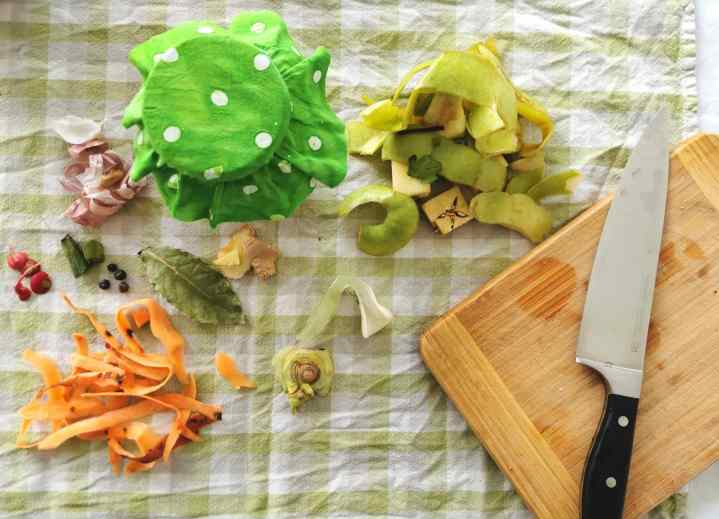 How to cook with food scraps