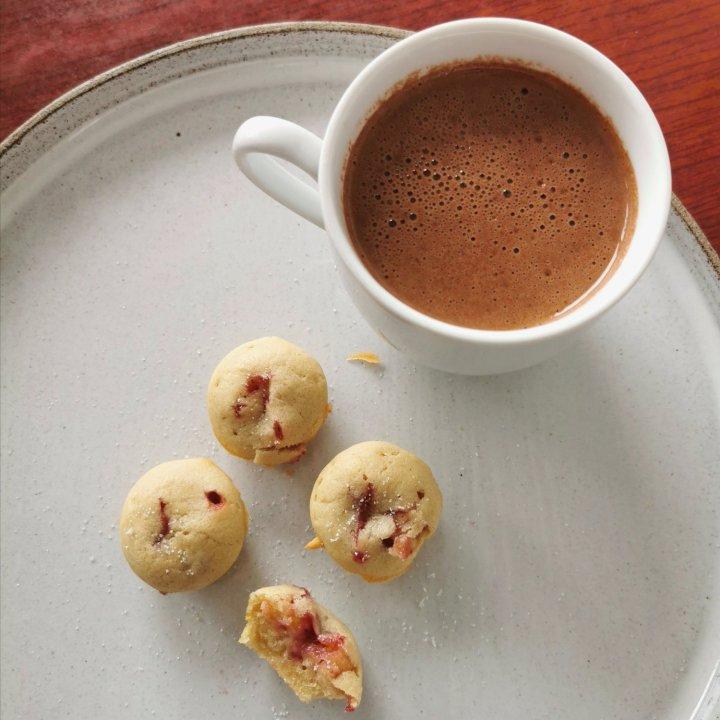 Recipe: Vanilla cardamom mini muffins