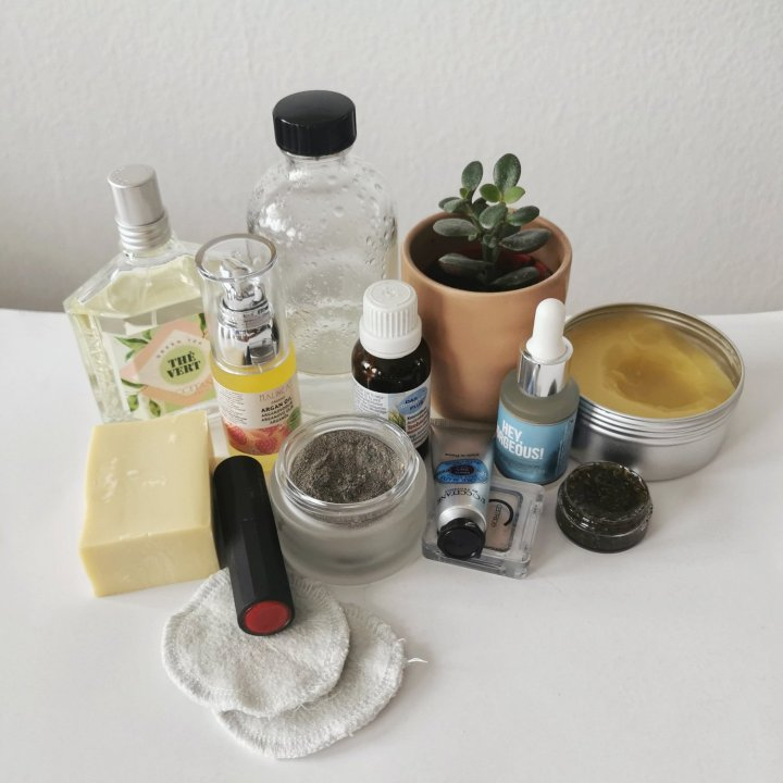 Let's talk about natural and DIY cosmetics