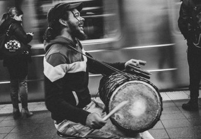 Urban Youth Use Myths and Drums to Become Men