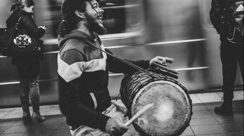 Urban Youth Use Myths and Drums to Become Men - Florian Schneider