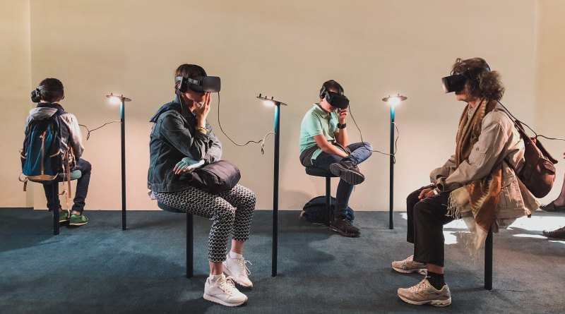 Virtual Reality Is Not An Empathy Machine Erraticus Image by Lucrezia Carnelos