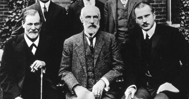 Jung and Freud Feud: Is it Sex or the Collective Unconscious?
