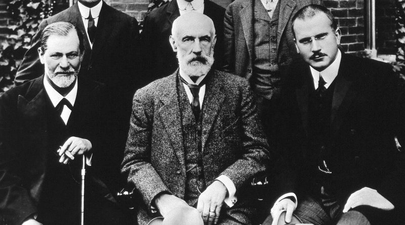 Freud and Jung Feud Is It Sex or the Collective Unconscious Erraticus Image