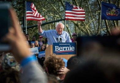 Populism Trumps Policy Veering Politics of Bernie Sanders Erraticus Image by Vidar Nordli Mathisen