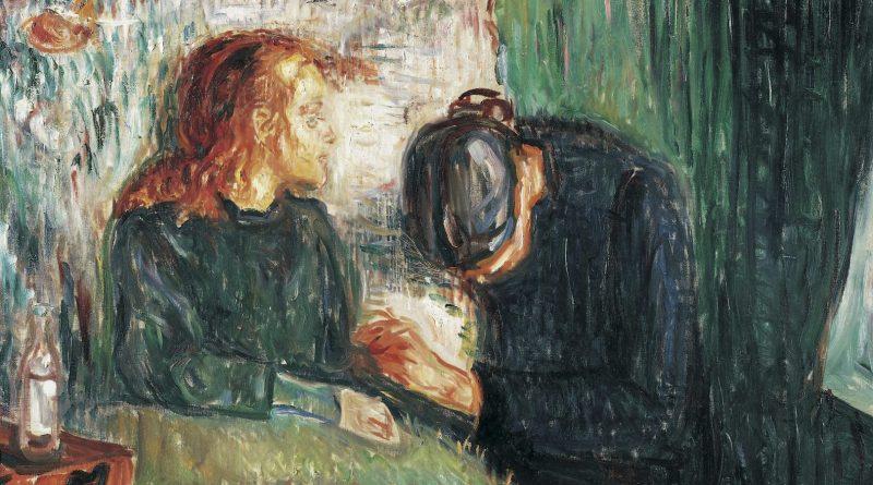 Spiritual Love Originates Shared Suffering Pity Erraticus Derek Parsons Sick Child Edvard Munch