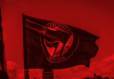 Three-Way Fight Fascism Antifascism Antifa Antifascist Philosophy Devin Shaw Jason Stanley