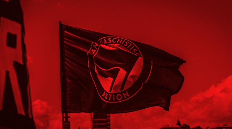 Three-Way Fight Fascism Antifascism Antifa Antifascist Philosophy Devin Shaw Jason Stanley