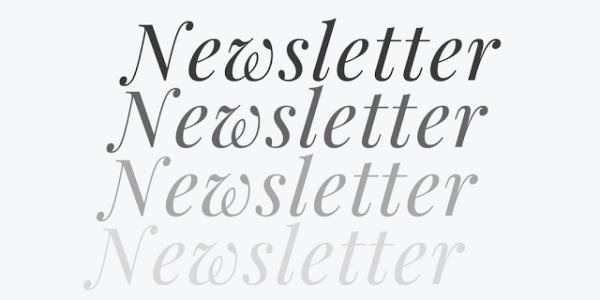 5 dicas para construir uma newsletter + Grandeza #5
