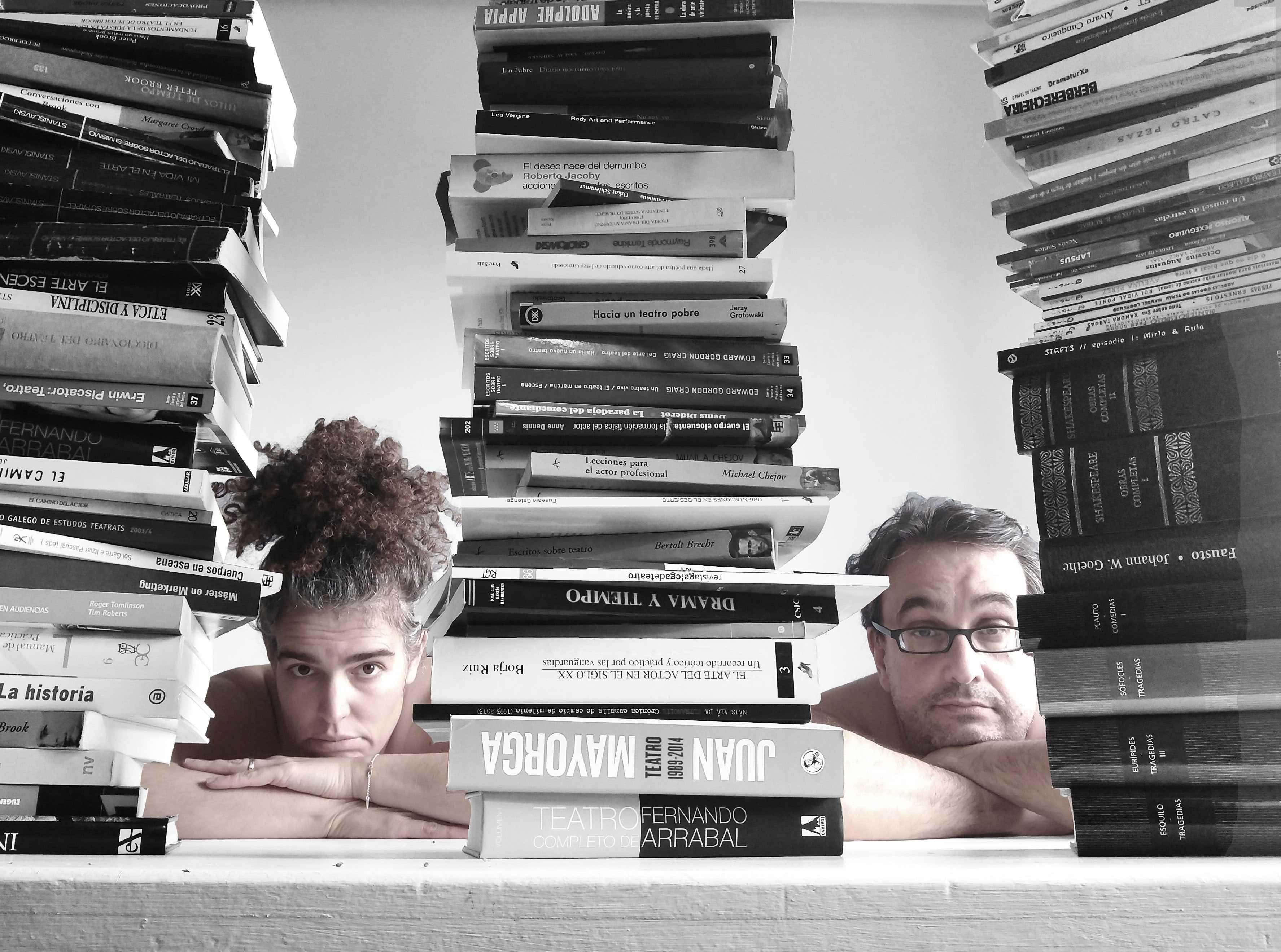 Xavier Castiñeira e Esther Carrodeguas | ButacaZero