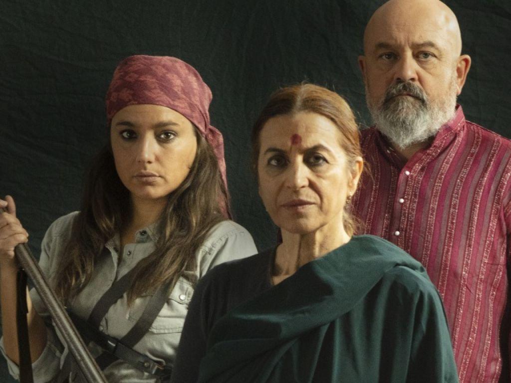 Conquista madhubai Teatro do Atlántico