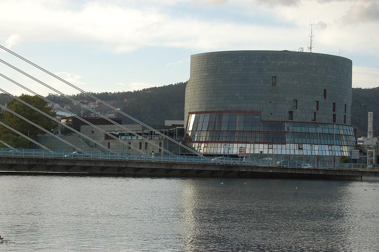 Pazo Da Cultura Pontevedra