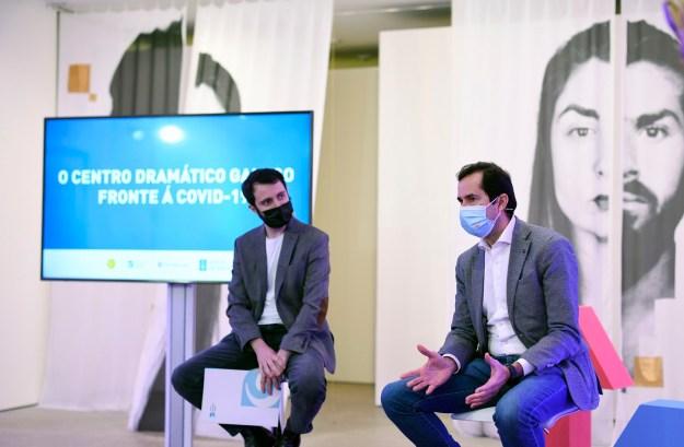 Jacobo Sutil e Fran Núñez | Culturgal