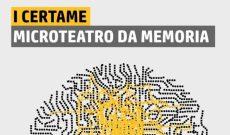 Certame Microteatro da Memoria | ESAD e Deputación de Pontevedra