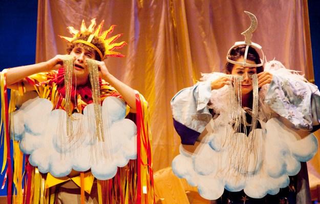 Teatro infantil Touporroutou
