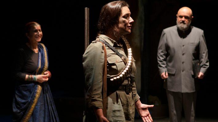 A conquista da escola de Madhubai, de Teatro do Atlántico