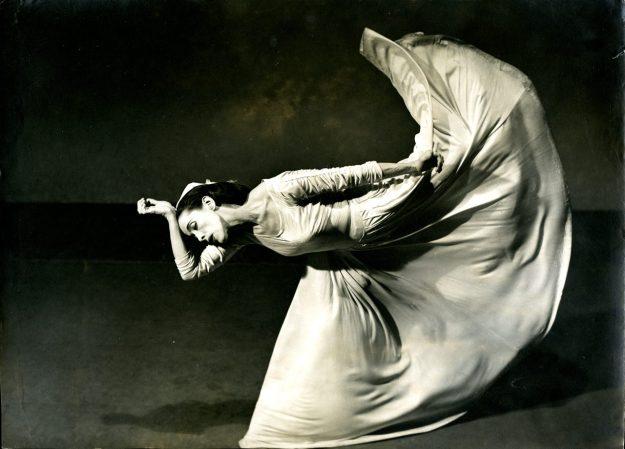 Barbara Morgan. Martha Graham -Carta al mundo (patada), 1940 ©