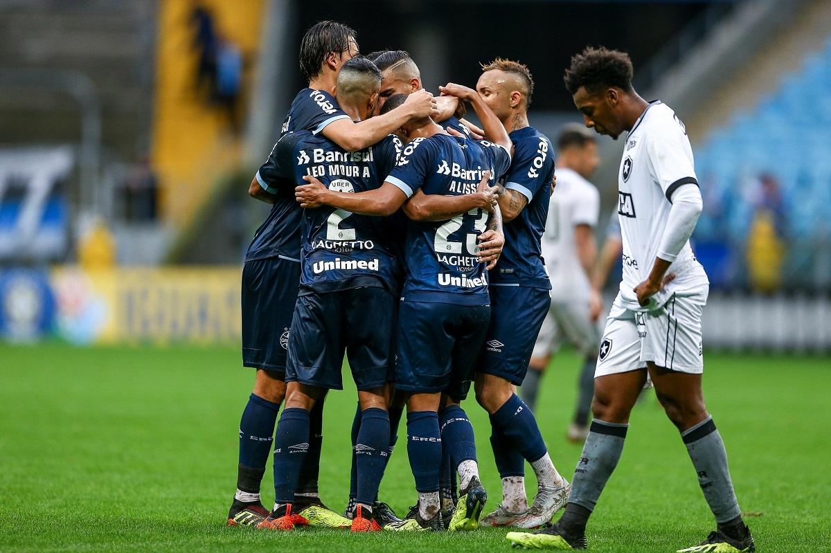 Foto: Lucas Uebel / Divulgação Grêmio FBPA