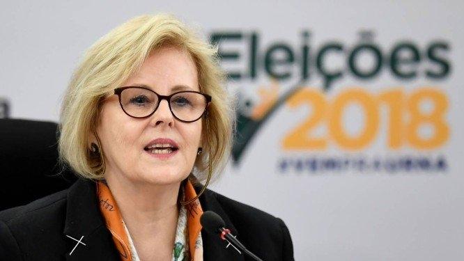 Foto: Evaristo Sá/AFP/07-10-2018