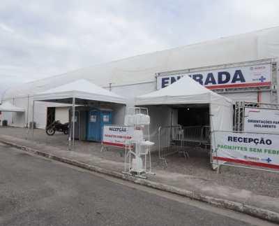 Tenda Covid