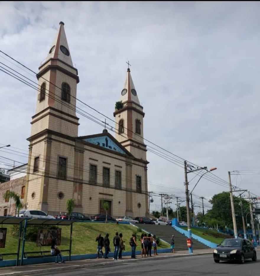 igreja matriz SG