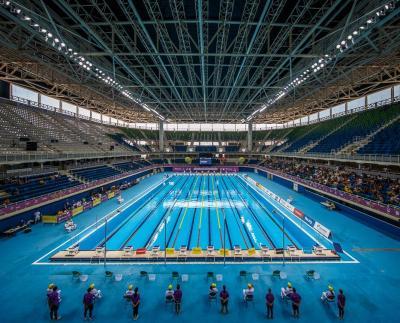 Piscina Rio 2016
