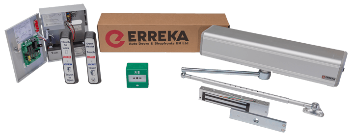 ERREKA Trade Counter