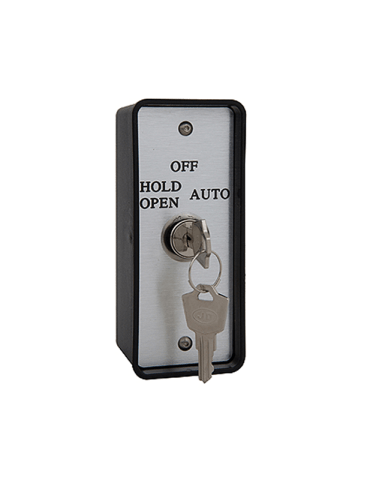 3 Position Key Switch