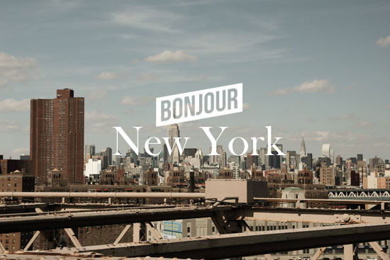 Bonjour New York by Torzka