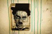 Chaplin dotted