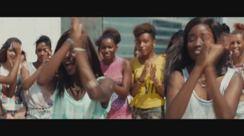 bande filles-danse