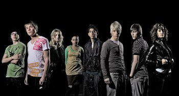 Skins BBC tv show image