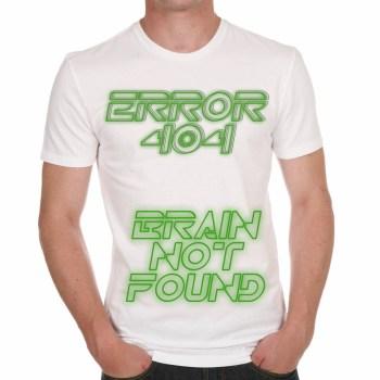 tshirt404 brain