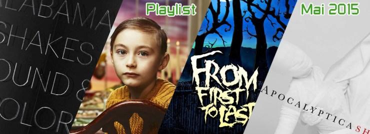 diapo playlist mai