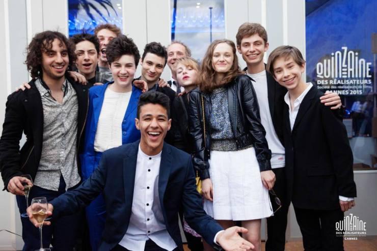 Cannes, Quinzaine des Réalisateurs 2015