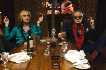 RHYS IFANS stars as Gavin and BILL NIGHY as Quentin in Richard Curtis' THE BOAT THAT ROCKED.