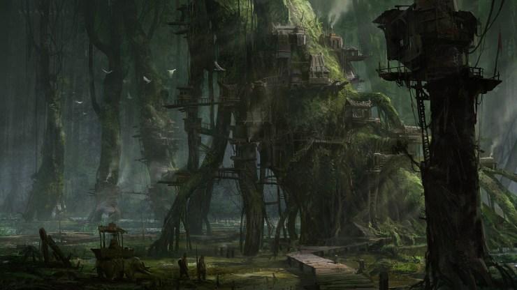 la cité des anciens