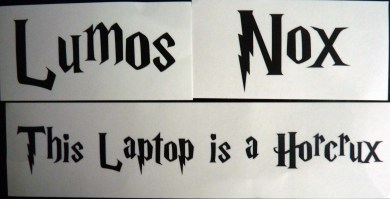 sticker laptop