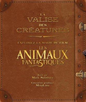 livre animaux fantastiques