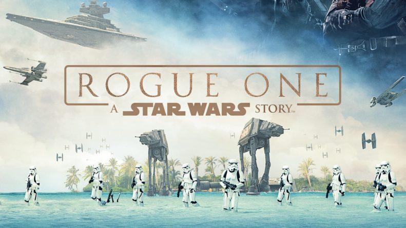 Affiche du Film Rogue One