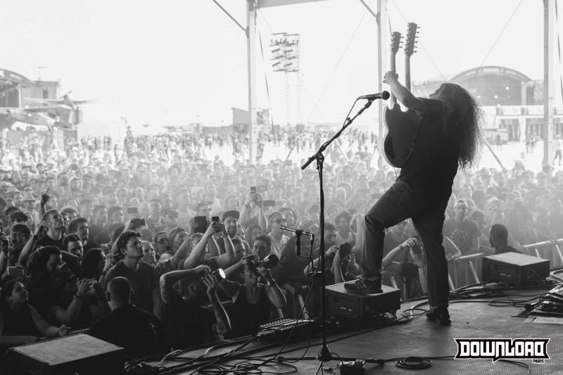Coheed & Cambria Download Festival France 2017 - Dimanche