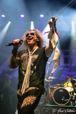Steel Panther | L'Olympia
