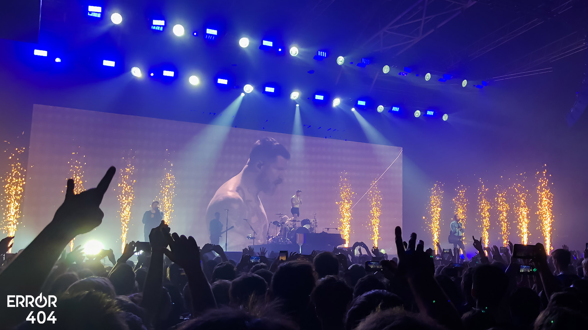 Live Report : Fall Out Boy au Zénith de Paris – 03/04/18