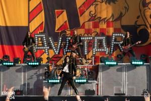 Avatar au Download festival Error404 par Romain Keller