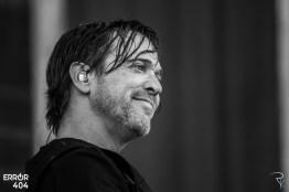 Billy Talent au Download festival Error404 Romain Keller
