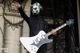 Ghost au Download festival Error404 par Romain Keller
