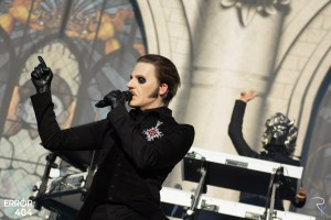 Ghost au Download festival Error404 par Romain Keller