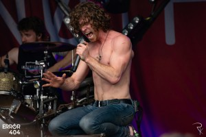 Nothing More au Download festival Error404 par Romain Keller