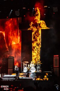 Ozzy Osbourne Download festival Error404 par Romain Keller